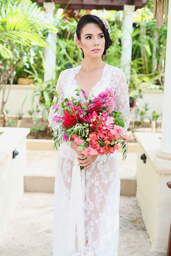 Puerto Rico Getaway At Blue Boy Inn Featuring The Perfect Tropical Boudoir Session | Photograph by Vanessa Vargas Photography  See The Full Story At http://storyboardwedding.com/puerto-rico-blue-boy-inn-tropical-boudoir/