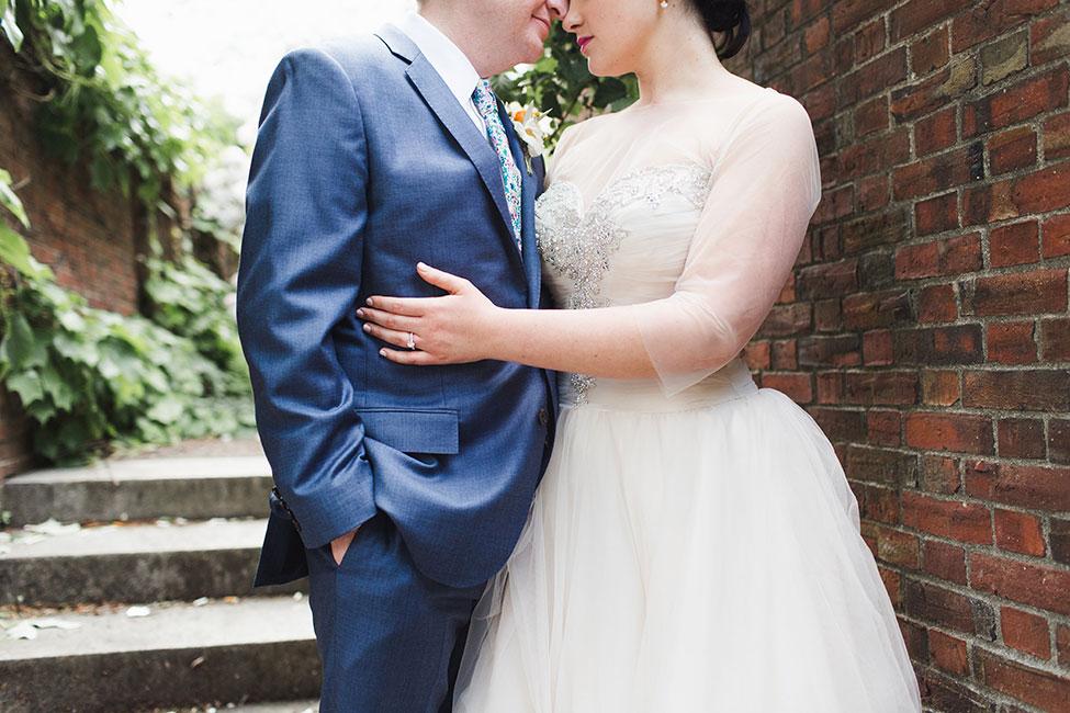 Wonderfully Chic Intimate Cambridge Massachusetts Harvard Wedding | Photograph by Ashley Caroline Photography  See The Full Story At https://storyboardwedding.com/chic-cambridge-massachusetts-harvard-wedding/