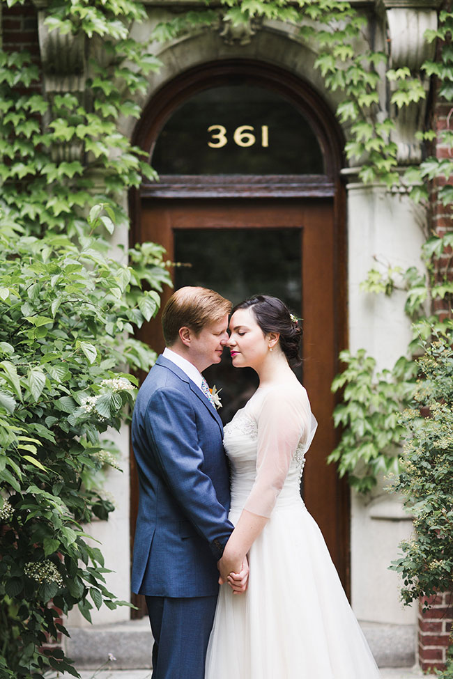 Wonderfully Chic Intimate Cambridge Massachusetts Harvard Wedding | Photograph by Ashley Caroline Photography  See The Full Story At http://storyboardwedding.com/chic-cambridge-massachusetts-harvard-wedding/
