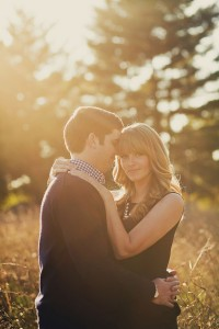 Sun Filled Early Fall Engagement Session In North Carolina