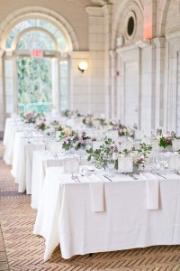 Quirky Chic Prospect Park Boathouse Brooklyn Wedding