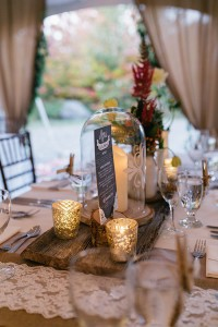Vintage Chic Fall Quebec Wedding At Fiddler Lake Resort