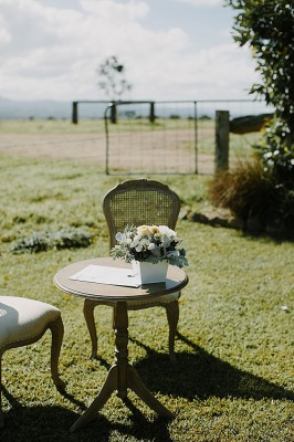 Utterly Dreamy Formal Rustic Chic Byron View Farm Wedding On The Rolling Hill Of Australia  | Photograph by Heart And Colour See The Full Story At http://storyboardwedding.com/formal-rustic-chic-byron-view-farm-wedding/