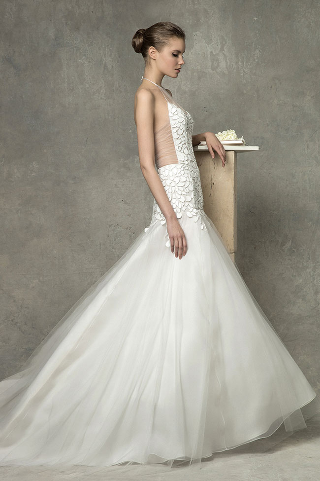 Angel Sanchez Wedding Dress Spring 2017