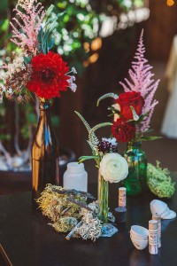 Uniquely Cool Eclectic Chemistry Wedding In San Francisco