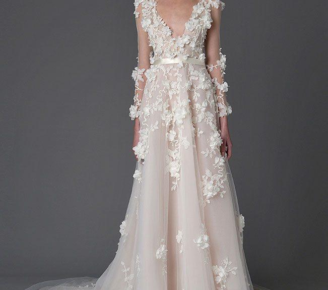 89aa38b0267 Marchesa Wedding Dress 2017 Bridal Collection