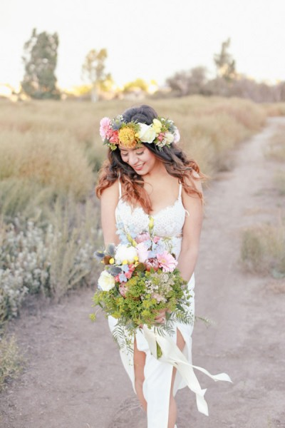 Whimsical & Relaxed Bohemian Wedding At Murrieta Wine Field California   Photograph by Elle Lily Photography  See The Full Story at http://storyboardwedding.com/bohemian-wedding-murrieta-wine-field-california/