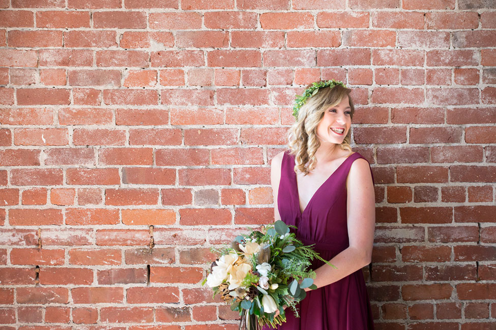 Quirky Anniversary Loft Wedding At Pomona California