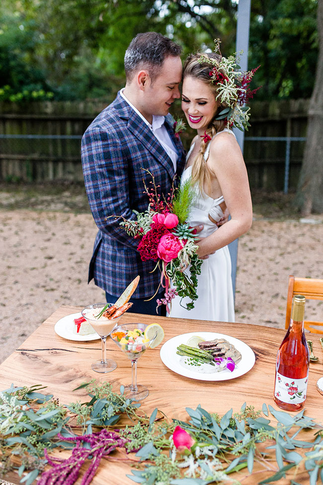 Urban Garden Wedding At Articulture In Austin Texas | Photograph by Twin Lens Weddings  See The Full Story At https://storyboardwedding.com/urban-garden-wedding-articulture-austin-texas/