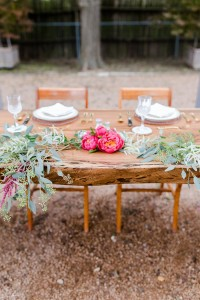 Urban Garden Wedding At Articulture In Austin Texas