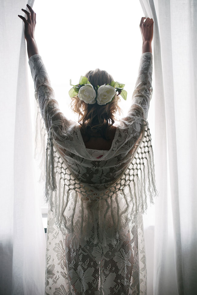 Ethereal Indoor Intimate Boudoir With A Focus On Coy Moments | Photograph by Luv Lens  See The Full Feature at https://storyboardwedding.com/indoor-intimate-boudoir-bare-boudoir/