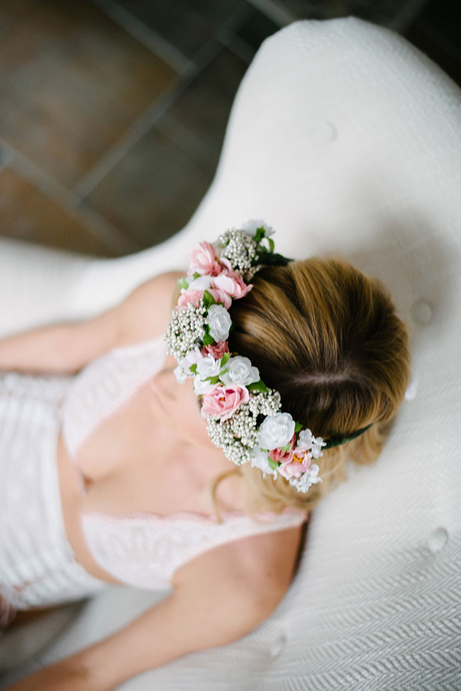 Ethereal Indoor Intimate Boudoir With A Focus On Coy Moments | Photograph by Luv Lens  See The Full Feature at http://storyboardwedding.com/indoor-intimate-boudoir-bare-boudoir/