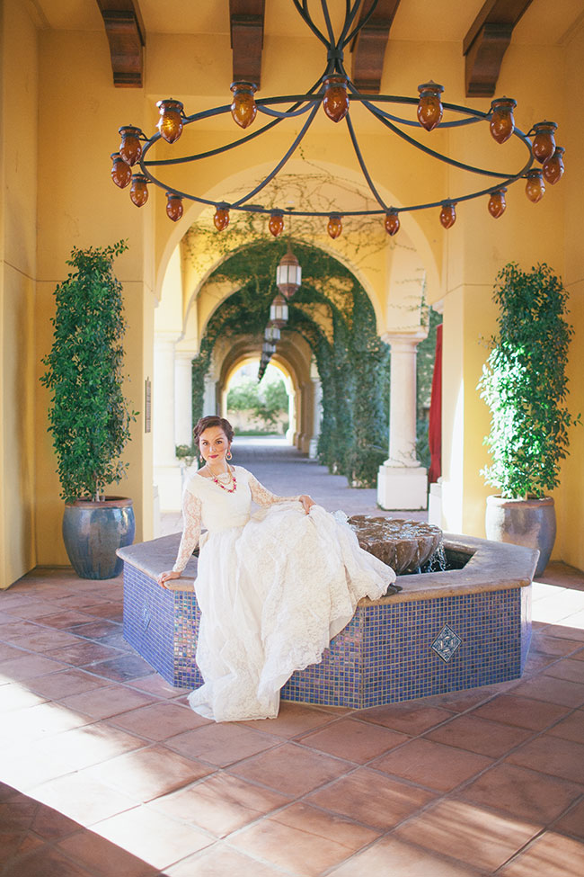 Jewel Toned Southwest Wedding At Omni Scottsdale Resort | Photograph by April Maura Photography  See The Full Story at http://storyboardwedding.com/jewel-toned-southwest-wedding-omni-scottsdale-resort/