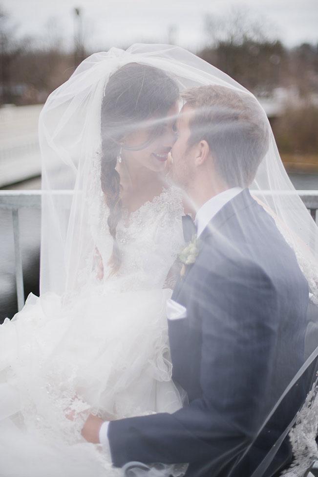 Romantic Industrial Loft Wedding At Ontario