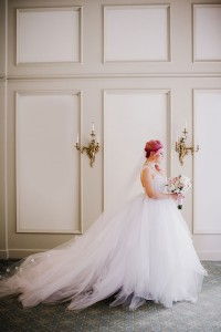 Marie Antoinette Inspired Victorian Wedding At Seattle's Fairmont Olym...