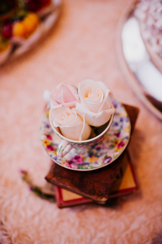 Marie Antoinette Inspired Victorian Wedding At Seattle