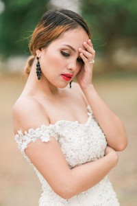 4 Dreamy Romantic Glam Bridal Style Looks For Summer