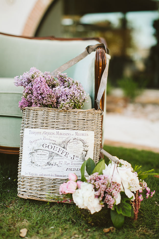 Romantic French Inspired Wedding In Hillcountry