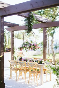 Romantic French Inspired Wedding In Hillcountry's Garden Grove Texas
