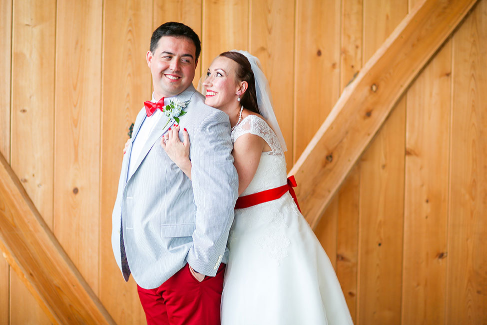 Isola Farms Florida Red White And Blue Wedding