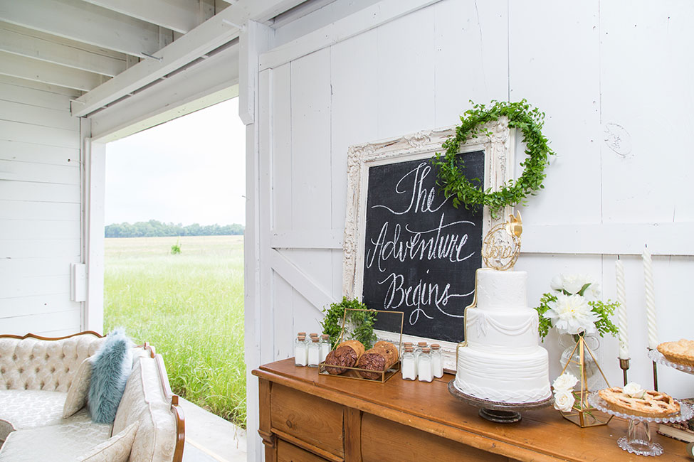 Historic Dairy Barn Wedding At The Grand Texana | Photograph by Photography by Niki  See The Full Feature at https://storyboardwedding.com/historic-dairy-barn-wedding-grand-texana-texas/