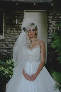Fairy Tale Inspired Moody Bridal Style At Flora Flowershop