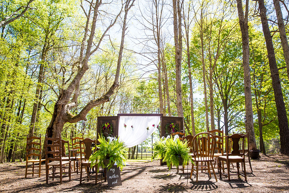 Vibrant Jewel Tone Equestrian Wedding At Chapel In The Woods | Photograph by Photographer:  Red Bridge Photography  See The Full Story at http://storyboardwedding.com/jewel-tone-equestrian-wedding-chapel-in-the-woods/