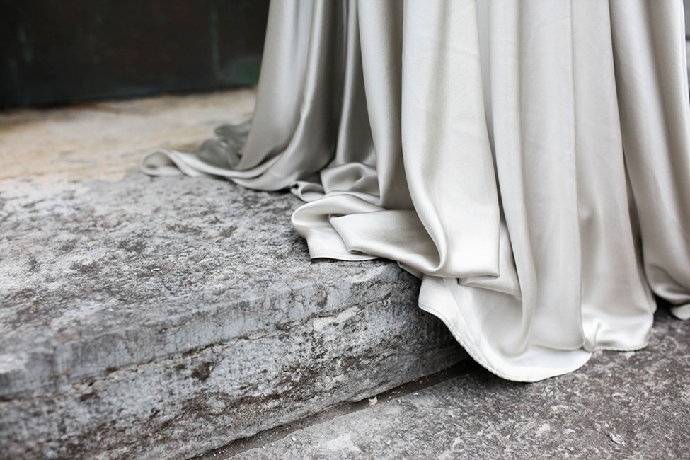 Cool Tone Romantic Gray Gothic Wedding At Thornrose House  | Photograph by  3 Cats Photo See The Full Feature at https://storyboardwedding.com/romantic-gray-gothic-wedding-thornrose-house/