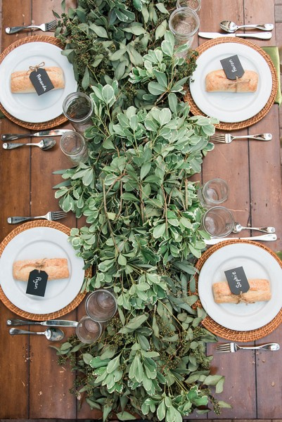 Backyard Engagement Party Greenery Infused Organic Wedding | Photograph by Rania Marie Photography See The Full Feature at http://storyboardwedding.com/backyard-engagement-party-greenery-organic-wedding/
