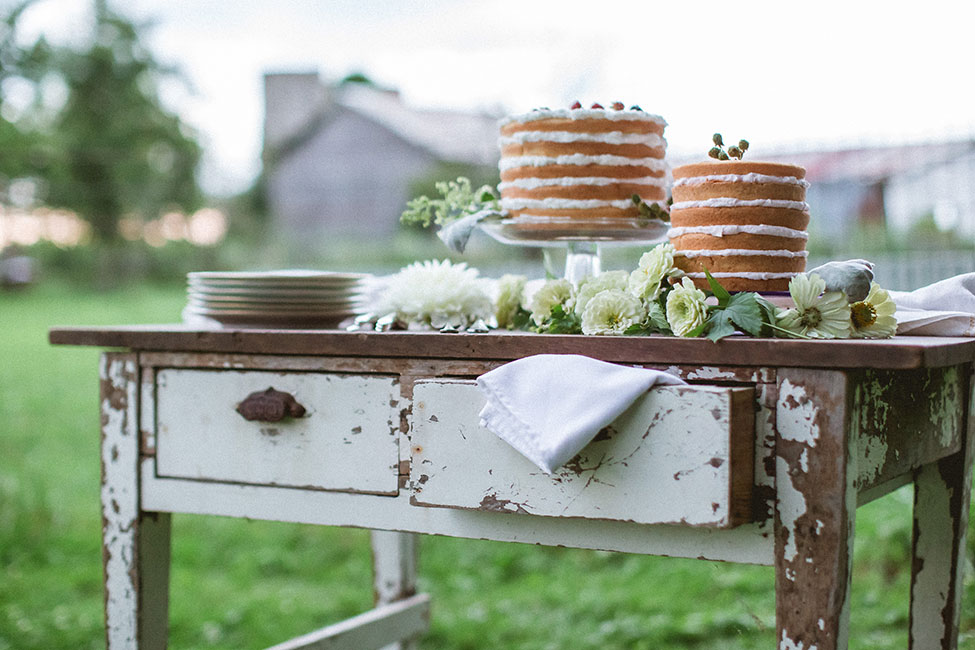Dreamy Rustic Upscale Orchard Wedding At The Orchard House Granville | Photograph by DiBlasio Photography