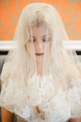 A Hauntingly Moody Wedding | Photograph by Roots of Life Photography  See the full story at http://storyboardwedding.com/hauntingly-moody-wedding/