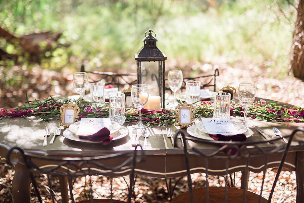 Huntsman Inspired Fantasy Woodland Wedding | Photograph by Victoria Johansson Photography  See the full story at https://storyboardwedding.com/huntsman-fantasy-woodland-wedding