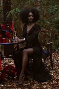 Dark Romance - A Romantic Woodland Wedding