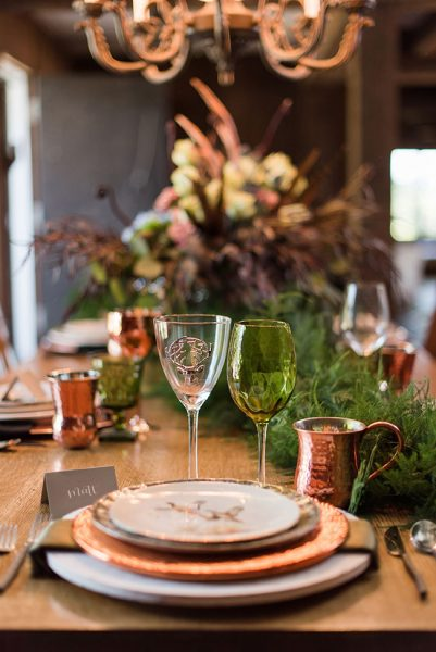 North Carolina's Flyway Lodge Rustic Wedding | Photograph by  Meredith Ryncarz Photography  See the full story at http://storyboardwedding.com/north-carolina-flyway-lodge-rustic-wedding