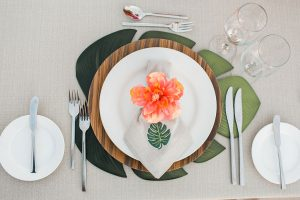 Sandals-South-Coast-Aisle-to-Isle-Beach-Reception-Placesetting-1