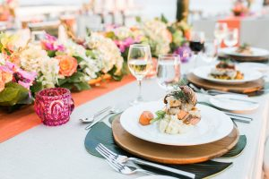 Sandals-South-Coast-Aisle-to-Isle-Beach-Reception-Placesetting