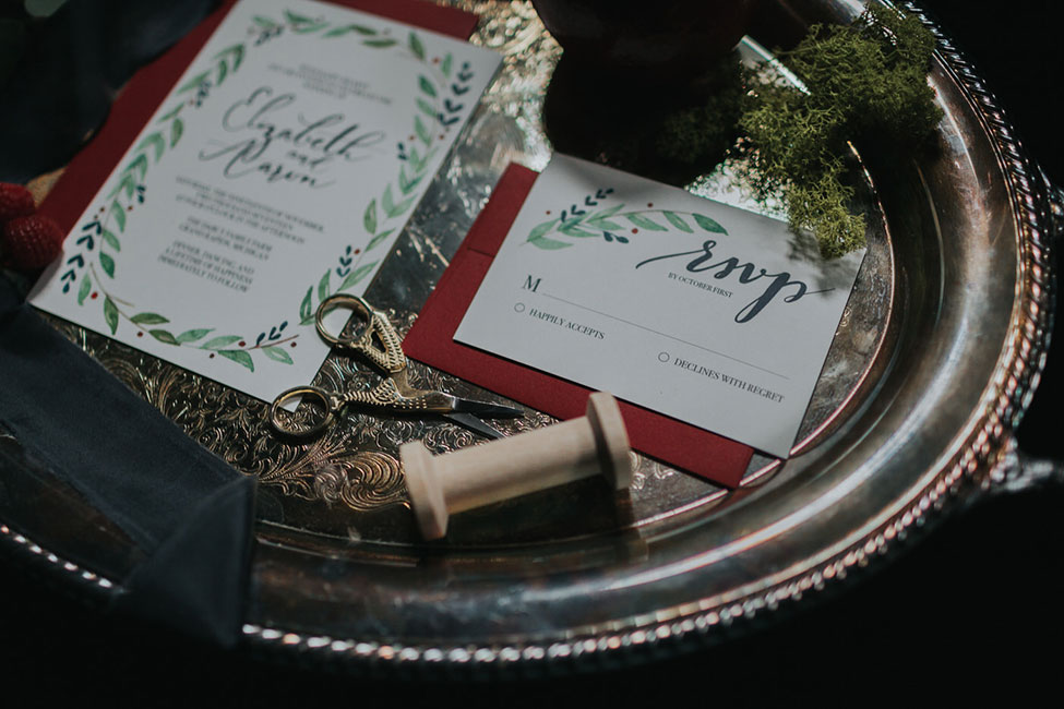 Rustic Winter Harvest Wedding With A Boho Spirit | Photograph by Copper + Sage Collective  See the full story at https://storyboardwedding.com/rustic-winter-harvest-wedding-boho-spirit/