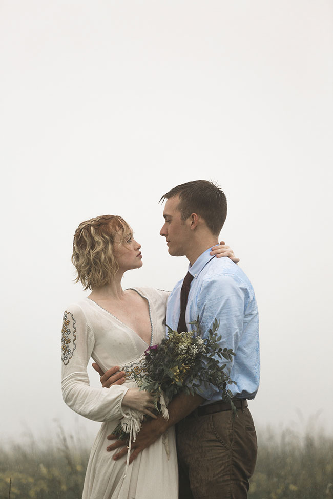 Rain Soaked Lasting Love Portrait Session | Photograph by T&K Photography  See the full story at  https://storyboardwedding.com/rain-soaked-portrait-session