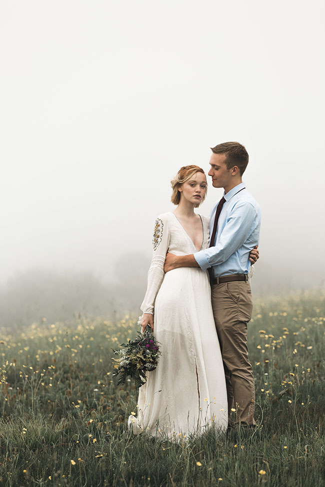 Rain Soaked Lasting Love Portrait Session   Photograph by T&K Photography  See the full story at  https://storyboardwedding.com/rain-soaked-portrait-session