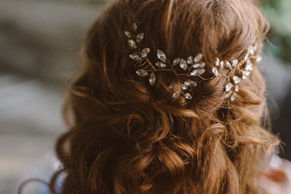 Edgy Bohemian Bride Style In Unique Locale