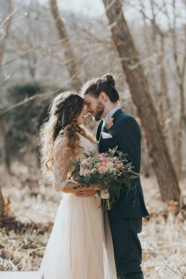 Folk_Indie_Woodland_Wedding_Cate_Ann_Photography_10-v