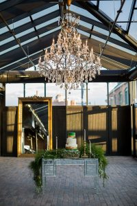 Conservatory Wedding In A Romantic Luxury Setting Rockford Illinois