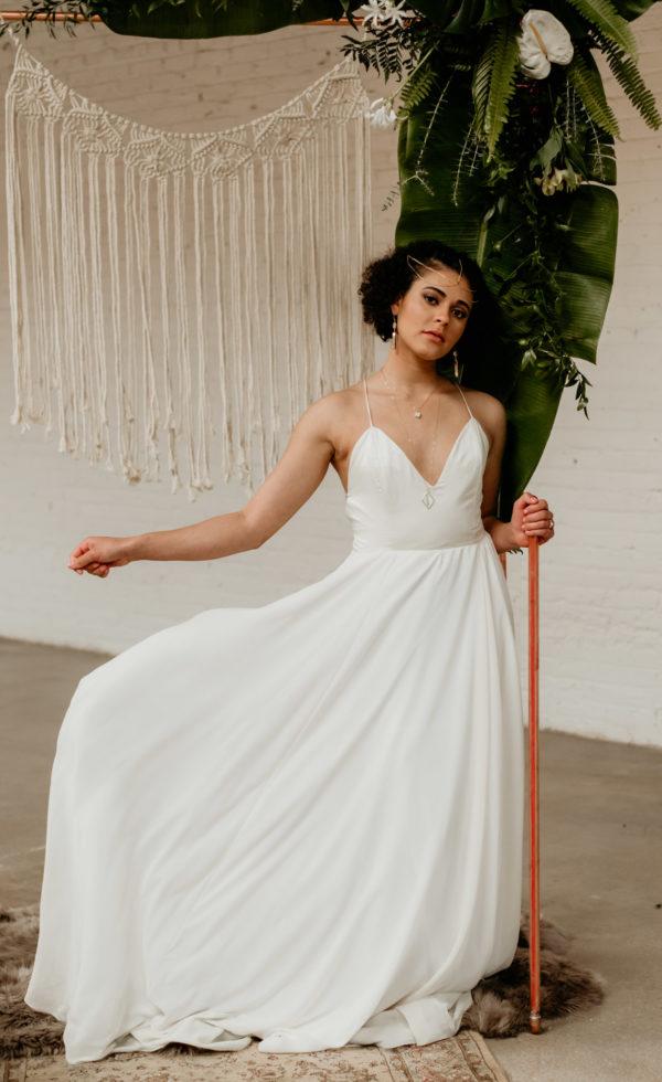 Minimalist Wedding Dresses