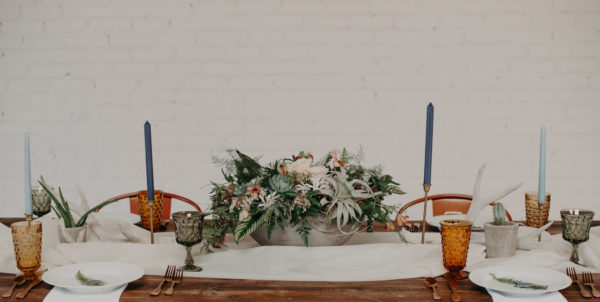 Minimalist Wedding Inspiration with Antique Elements Mariana Ziegler24