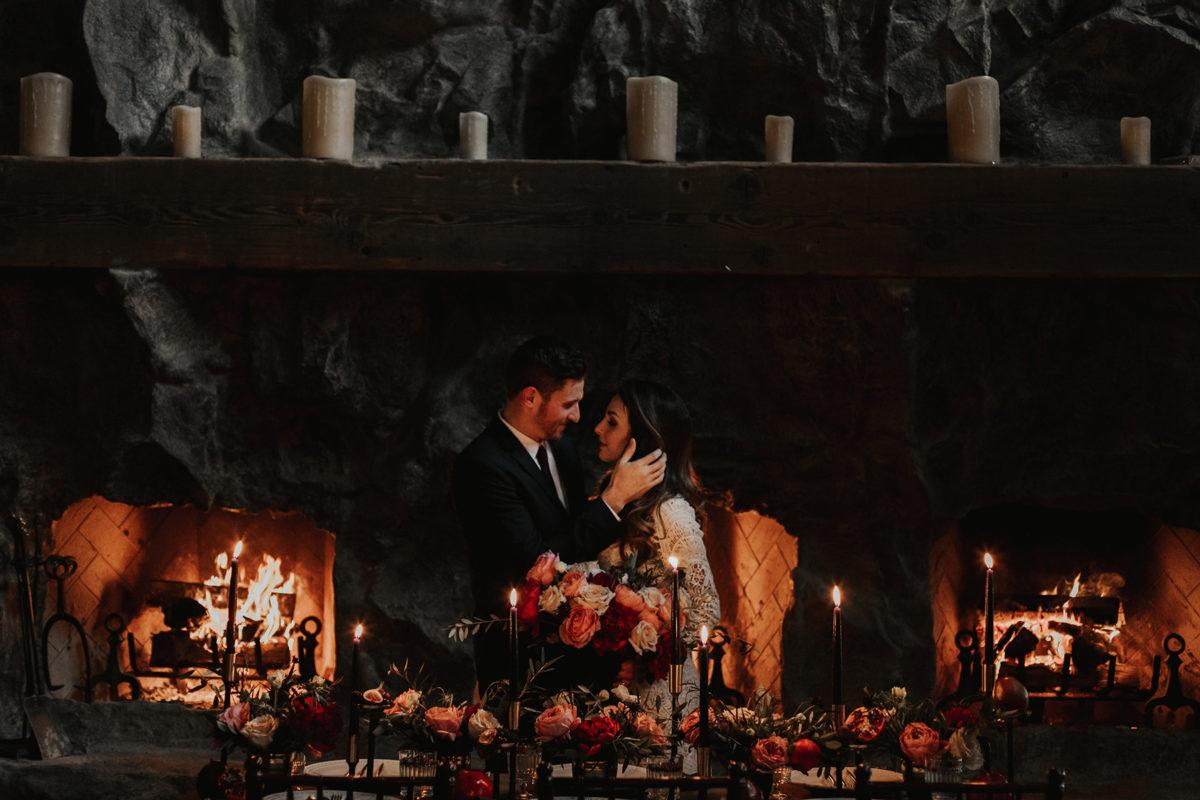Romantic Wedding Inspiration at Mystical Washington Manor Sarah Thompson09
