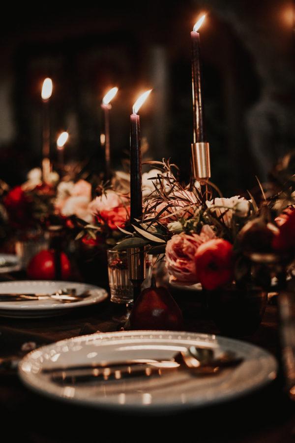 Romantic Wedding Inspiration at Mystical Washington Manor Sarah Thompson16