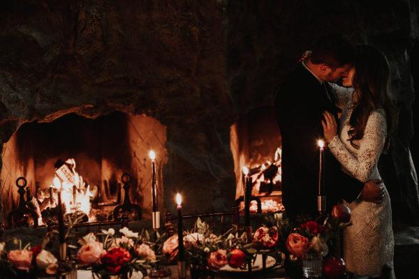 Romantic Wedding Inspiration at Mystical Washington Manor Sarah Thompson17