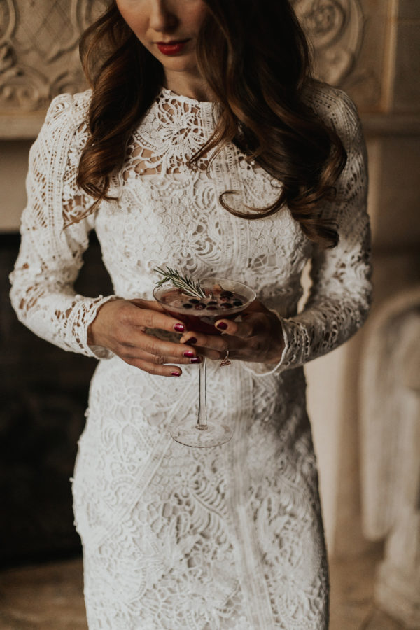 Romantic Wedding Inspiration at Mystical Washington Manor Sarah Thompson20