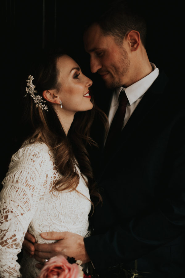 Romantic Wedding Inspiration at Mystical Washington Manor Sarah Thompson23