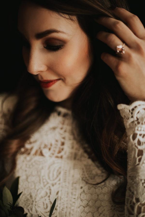 Romantic Wedding Inspiration at Mystical Washington Manor Sarah Thompson28